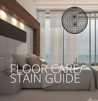 Floor Care Stain Guide